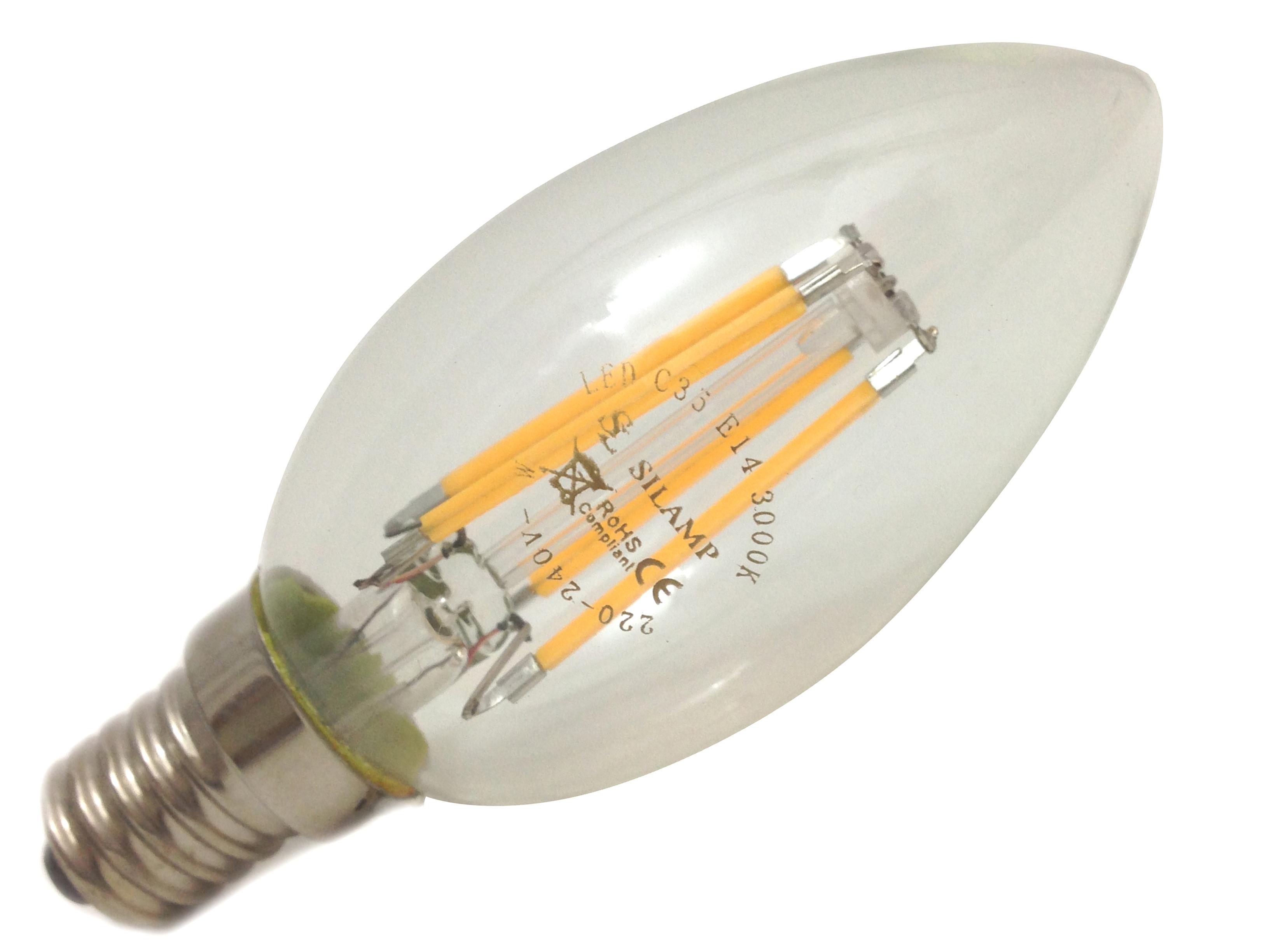 migliore lampadina led : ... SILAMP - - Lampadine LED e14 4w Lampadine Led bulb 4W Edison Led
