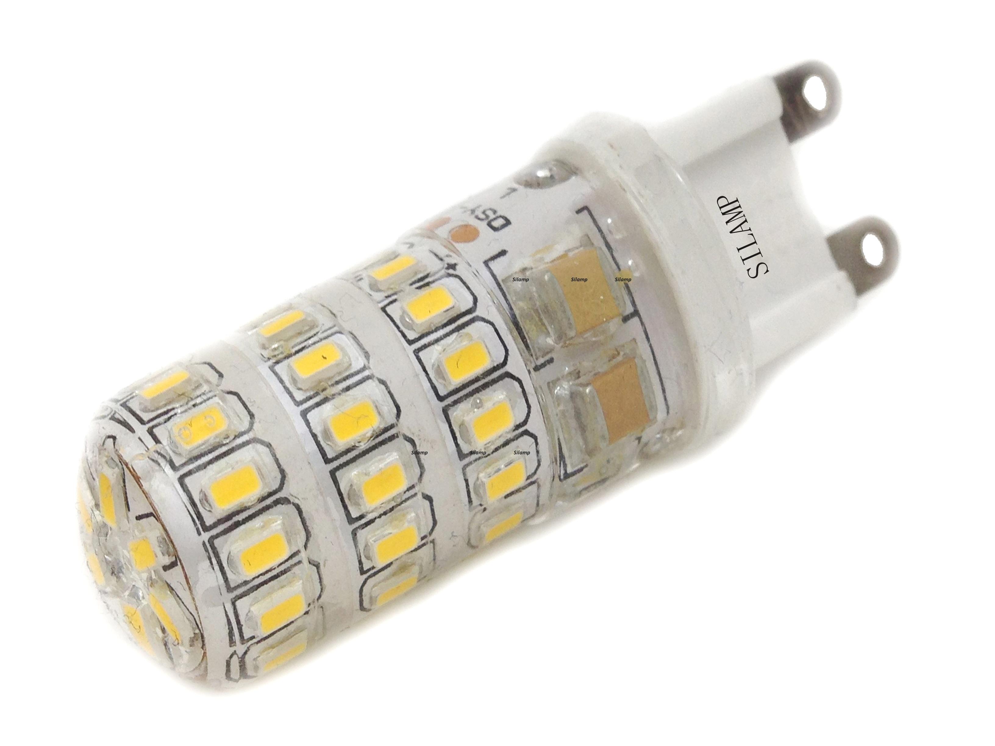g lampadina : Dettagli su - Lampadina led G9 45Led 5W lampada Lampadine g9 Led smd