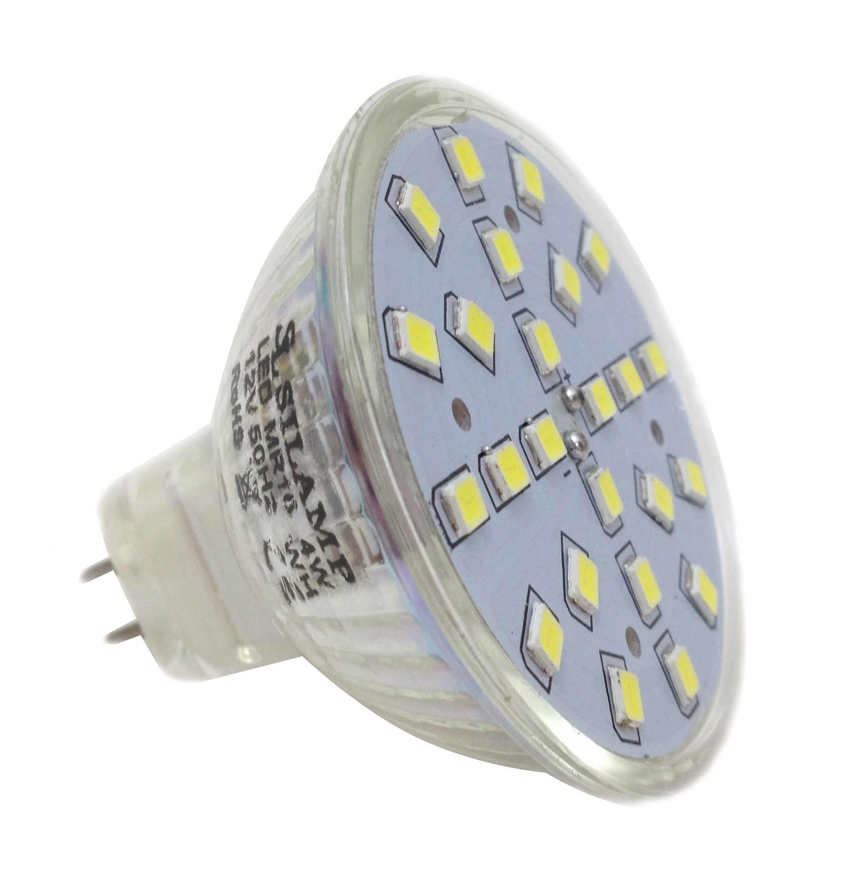 Mr16 4w 2835smd offerte lampadine led silamp for Offerte lampadine led