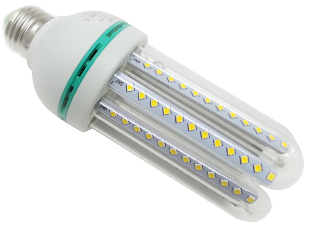 ... lampadine LED SILAMP - - Lampadina Led e27 4tubi 30W 230v 160led smd