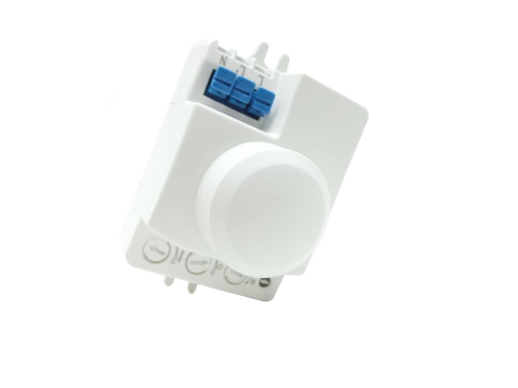 Plafoniera Sensore Movimento : Sen micro offerte sensori movimento infrarosso silamp