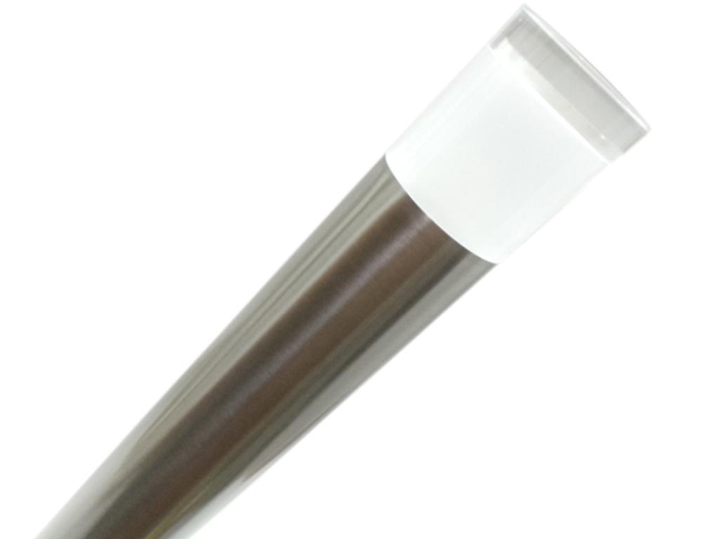 Paletti Illuminazione Esterna Led.Palo Led 8w 95cm Acciaio Giardino Esterno Lampada Led Pali Lampione Pali Illuminazione