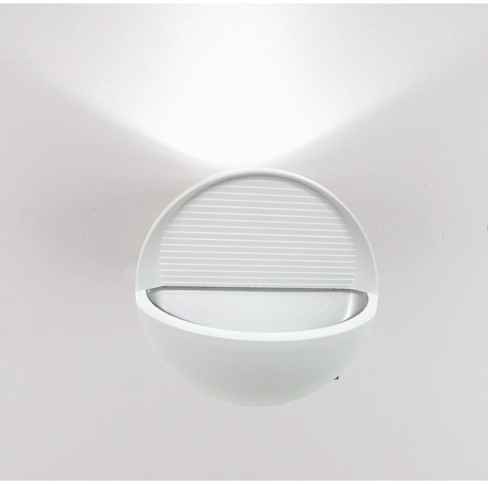 B22 7w offerte applique lampade parete silamp - Applique da esterno a led ...
