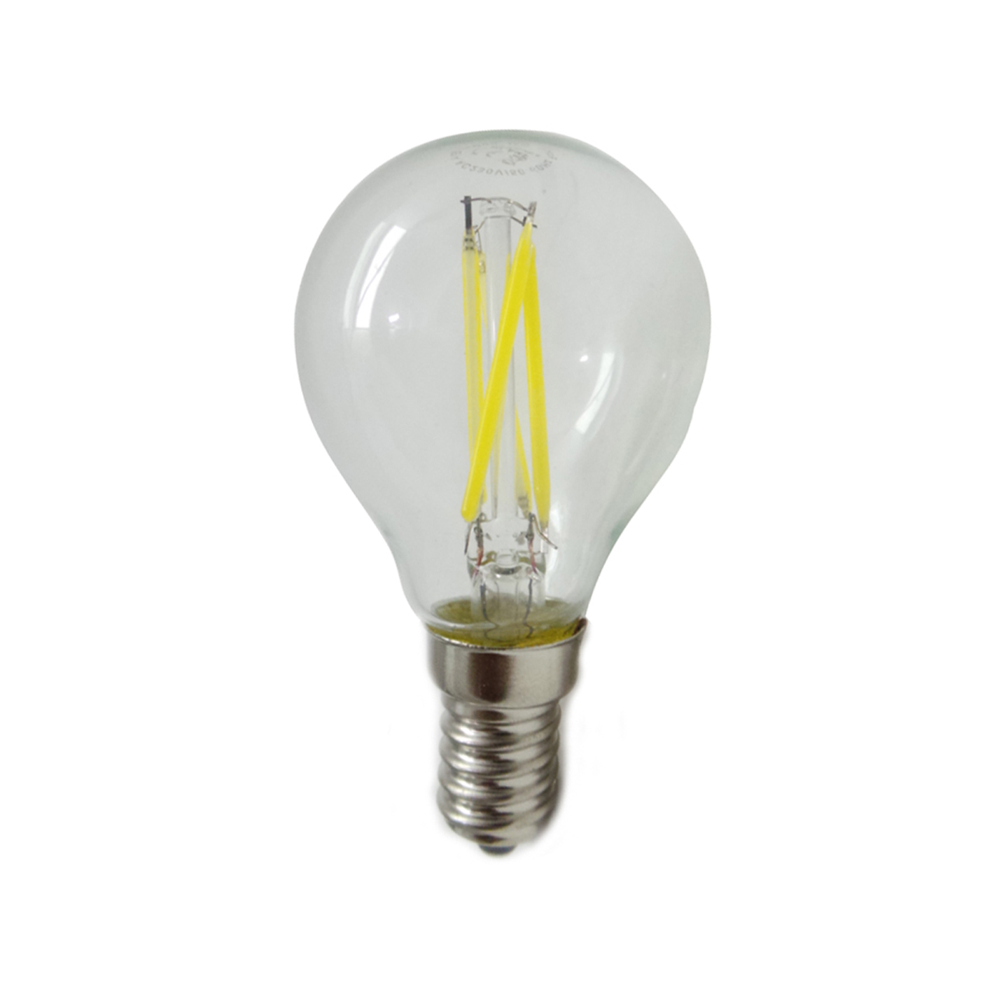 Mengs 4pz Lampadine A Led E14 1w Lampada Led Bianca Calda 3000k 120 Angolo Ac 220 240v Luce A Led Lampadine A Risparmio Energetico Amazon It Illuminazione