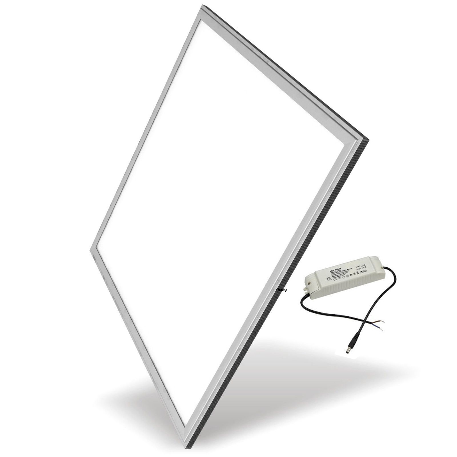 - Pannello Led 60x60 48W Quadrato Plafoniera Led 60x60cm incluso Driver led