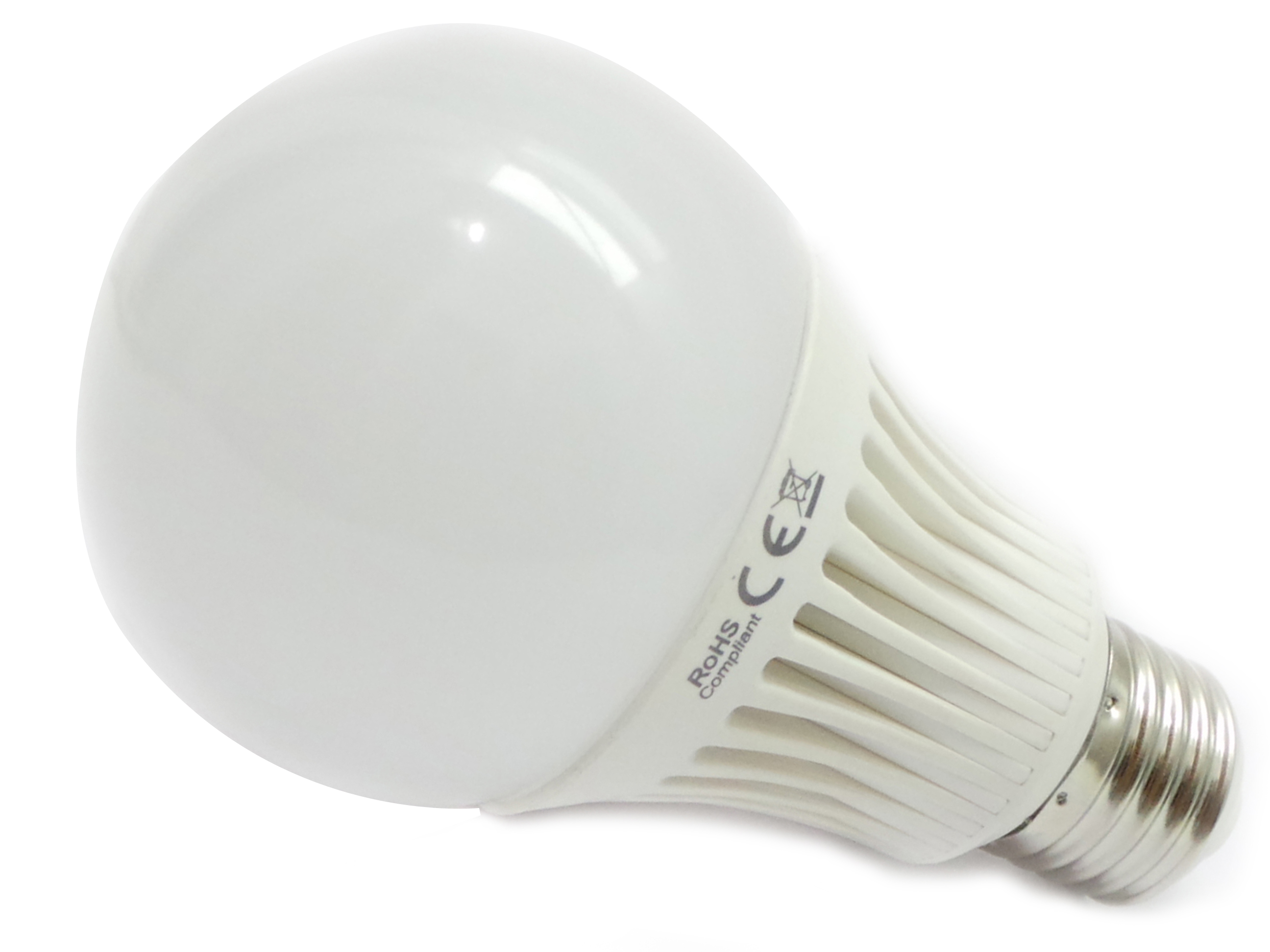 E27 LED bulb light 9w Silamp 230v hot and cold natural Ce and Rosh