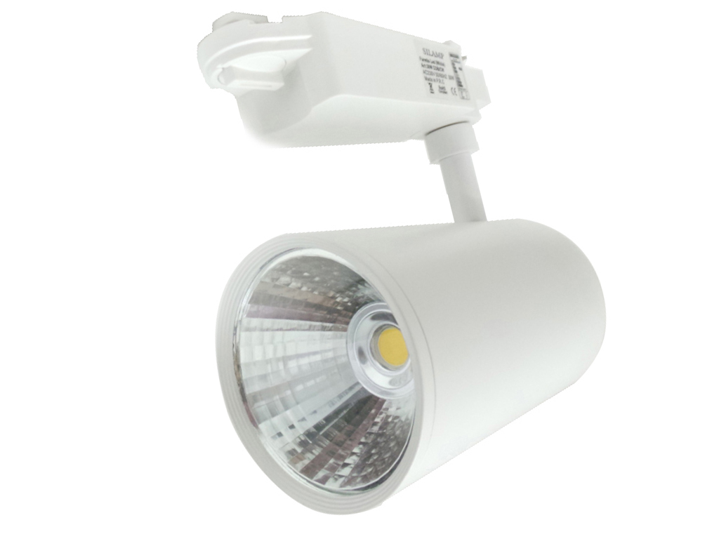... LED - - Faretto LED a binario 30w illuminazione a binario led Cob