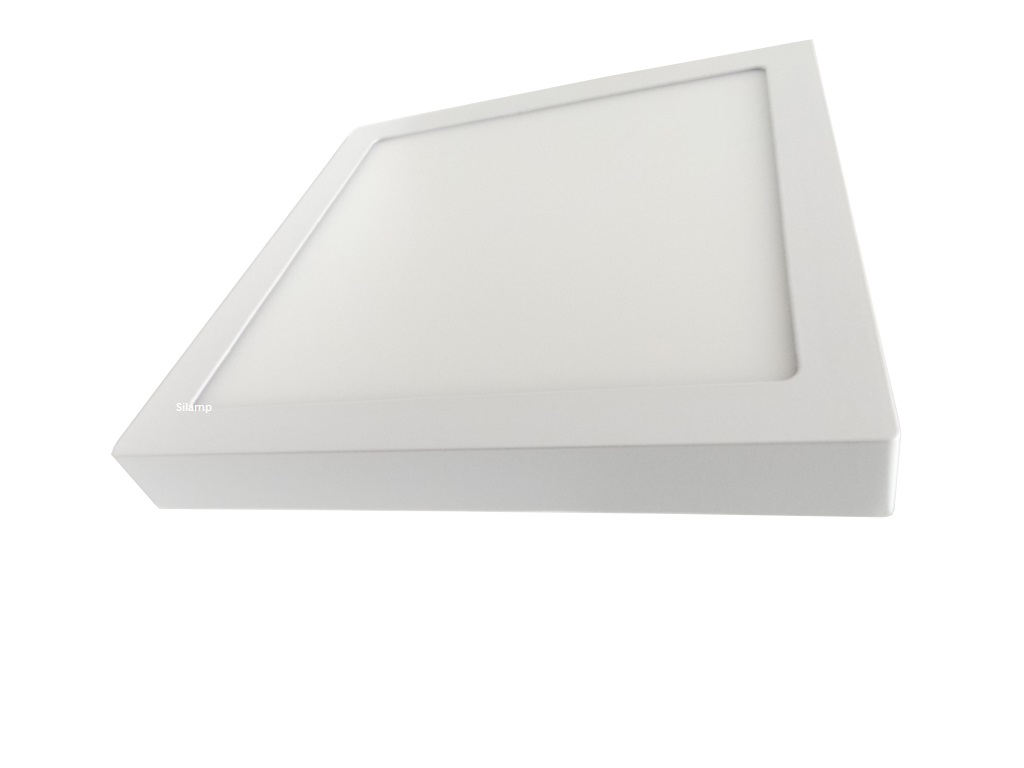 Plafoniere A Soffitto Led : P q w offerte plafoniere pannelli led silamp plafoniera