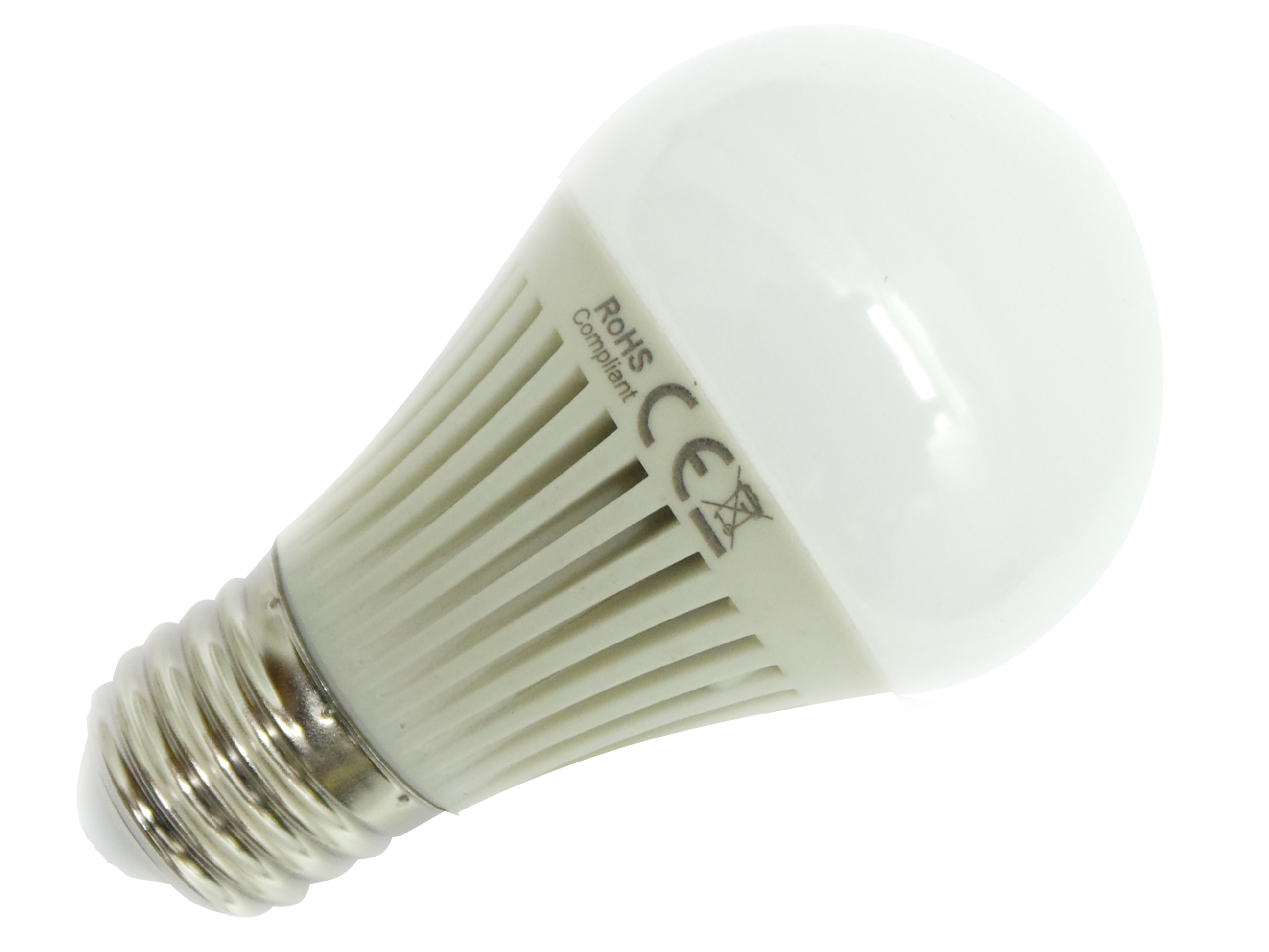 Led Light Bulb E27 7w Silamp hot and cold natural 230v 7Watt