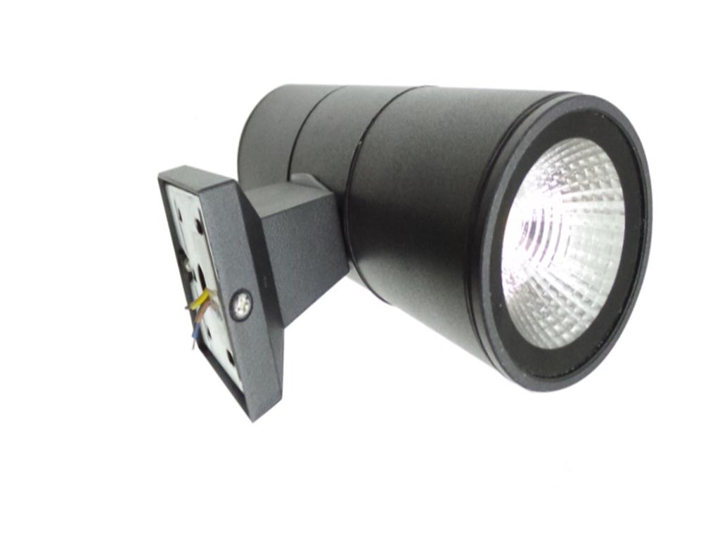 B6 cob8wx2 offerte applique lampade parete silamp for Costo lampada