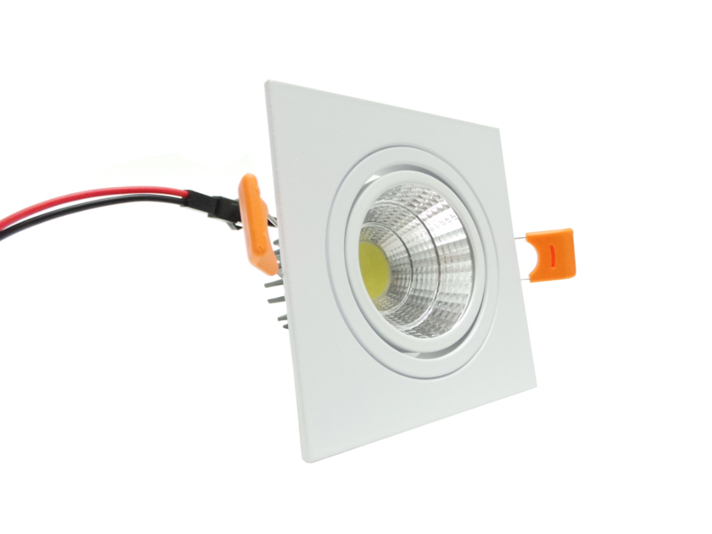F33 3w faretti e fari led faretto led incasso for Led controsoffitto