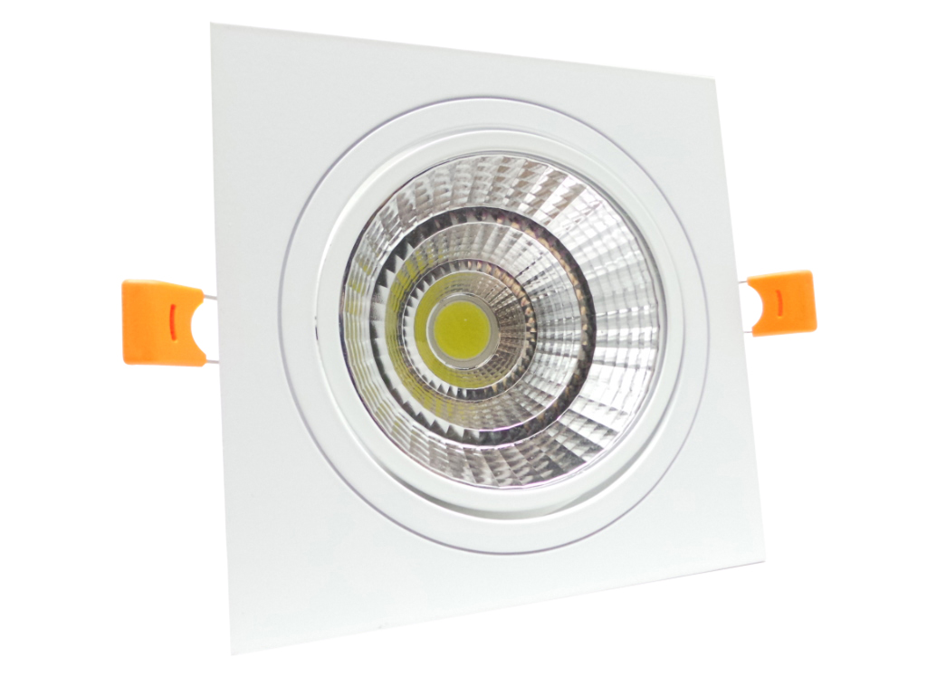 F36 24w faretti e fari led faretto led incasso for Led controsoffitto