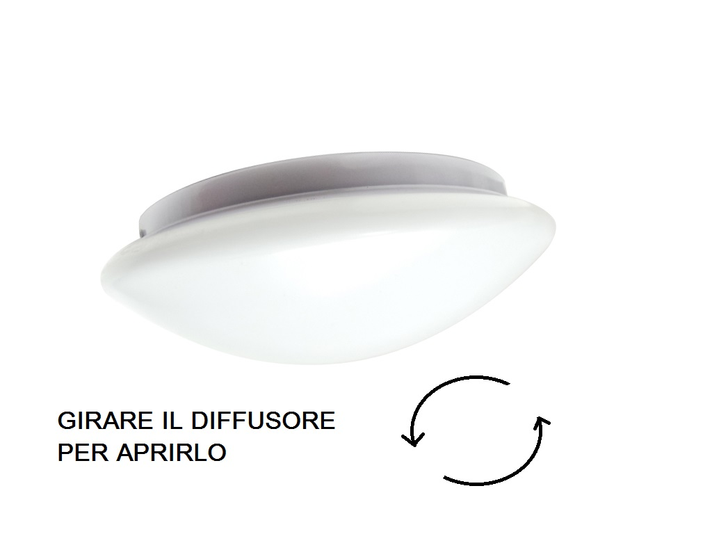 Plafoniere Led Soffitto : P w offerte plafoniere pannelli led silamp plafoniera