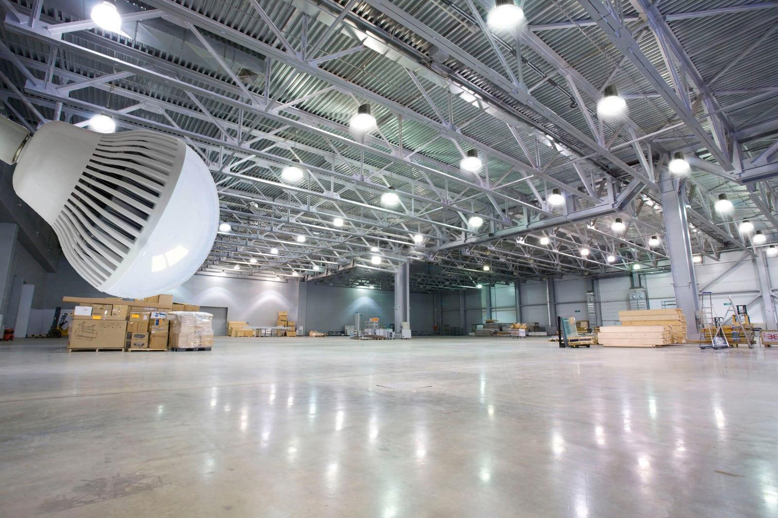 Illuminazione Industriale A Led Prezzi: Illuminazione industriale a led prezzi le soluzioni di ...