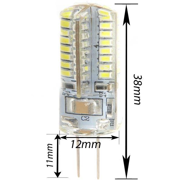 led g4 3w conprotezione offerte lampadine led silamp lampadine led 12v lampadine led g4. Black Bedroom Furniture Sets. Home Design Ideas