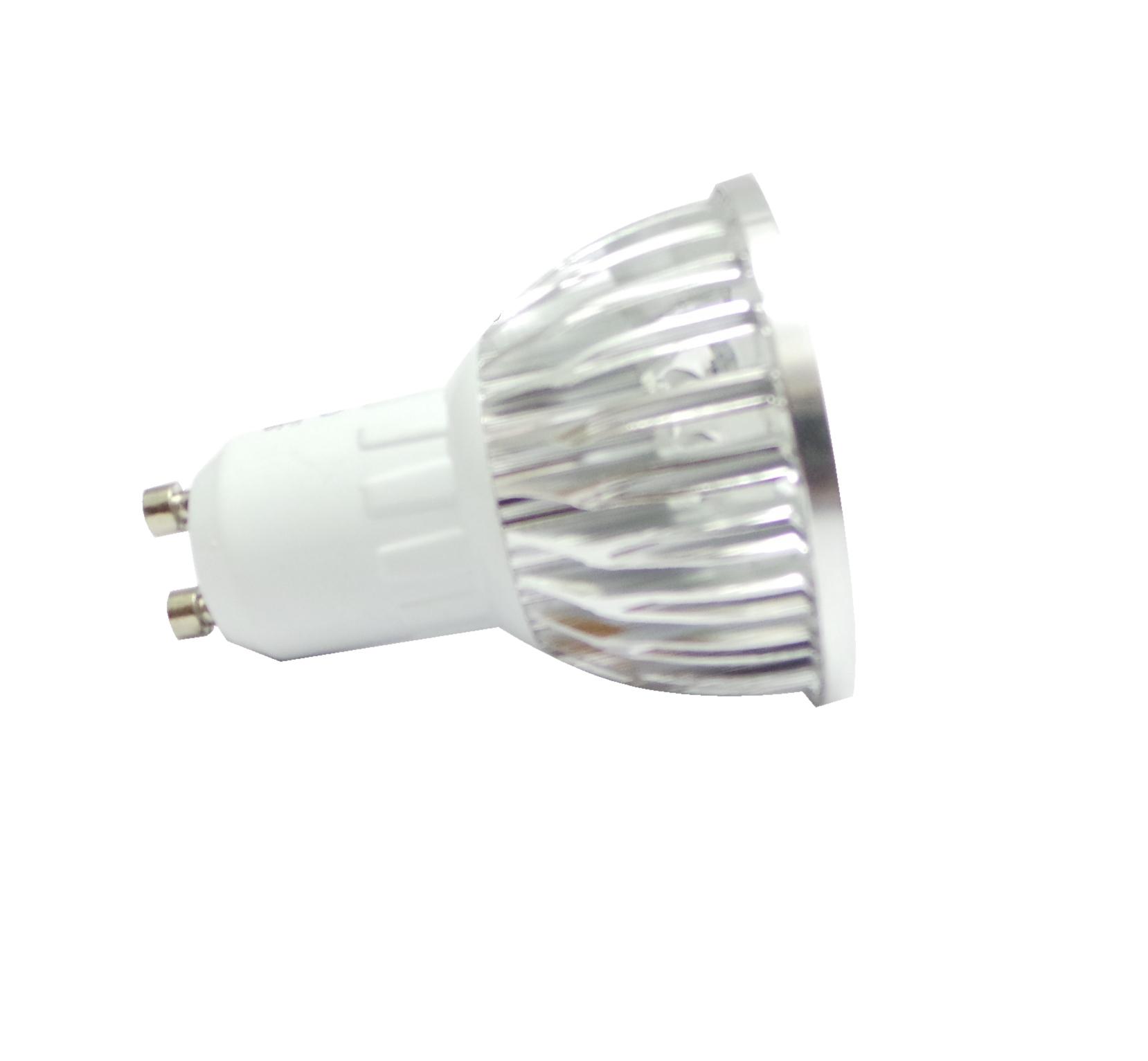 Gu103x1w verde offerte lampadine led silamp for Offerte lampadine led