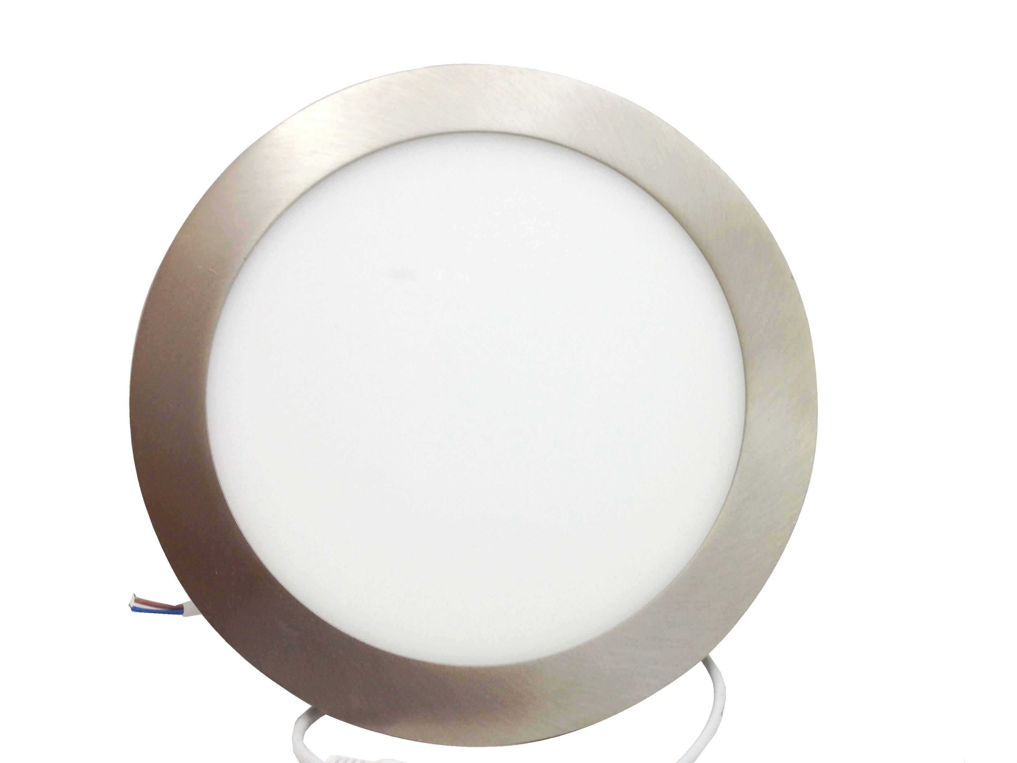 FARO-SMD2835-18W-RD_SH - Faretti e Fari LED - - Faretto LED ultraslim da incasso 18W spessore 3 ...