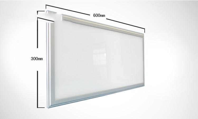 Plafoniera Led Rettangolare : Panel w pannelli led pannello con