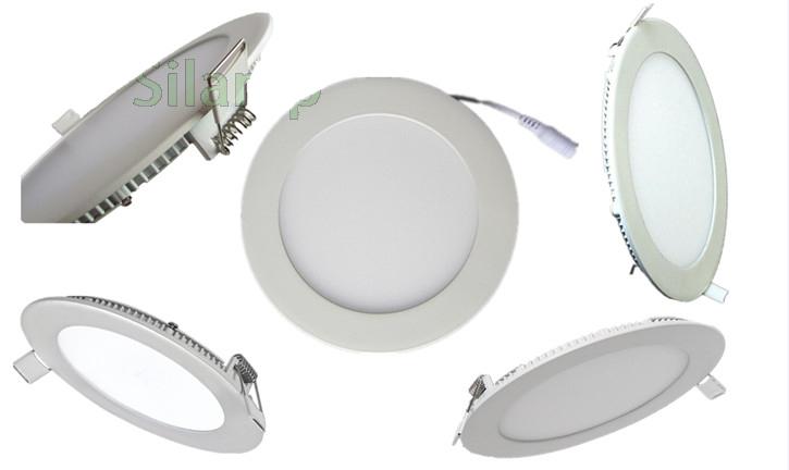 F56-24W - Faretti e Fari LED - - Faretto LED da incasso 24W slim diametro 29cm faretto led ...