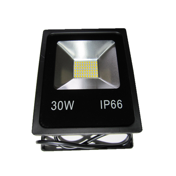 Faro led 30w per esterno lampada fari led da interno e for Lampada led interno