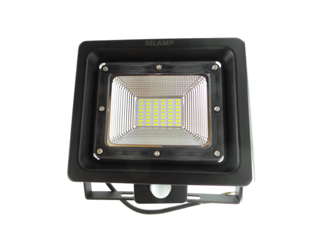 Plafoniera Led Sensore Movimento : F w faretti e fari led faretto ultra slim