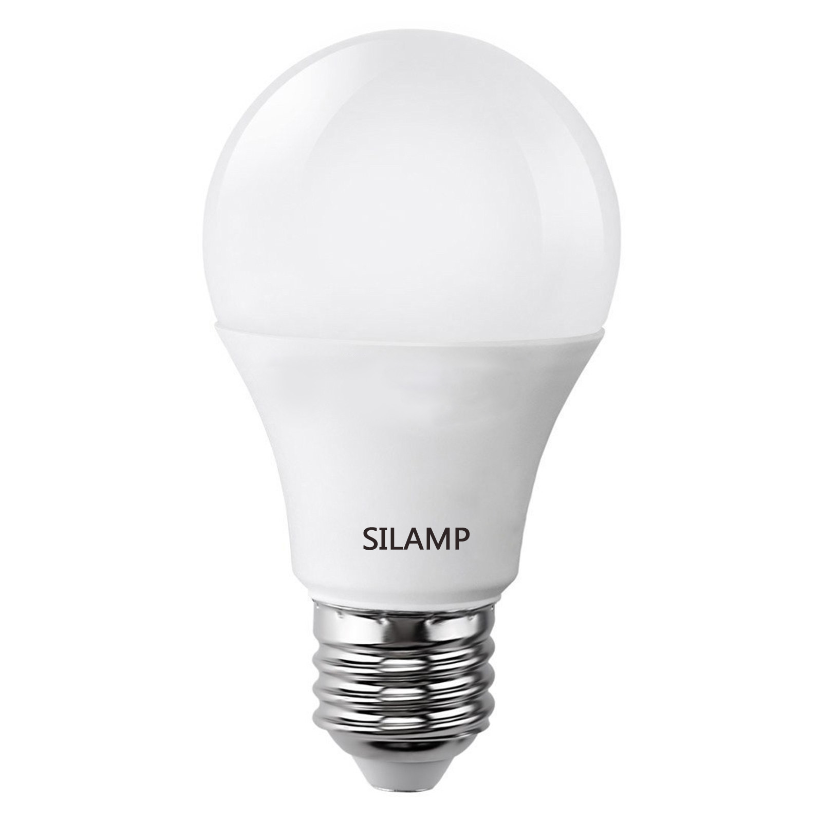 Led bulb E27 A60 9W Attack Big Screw Brand name Silamp Compact Lamp