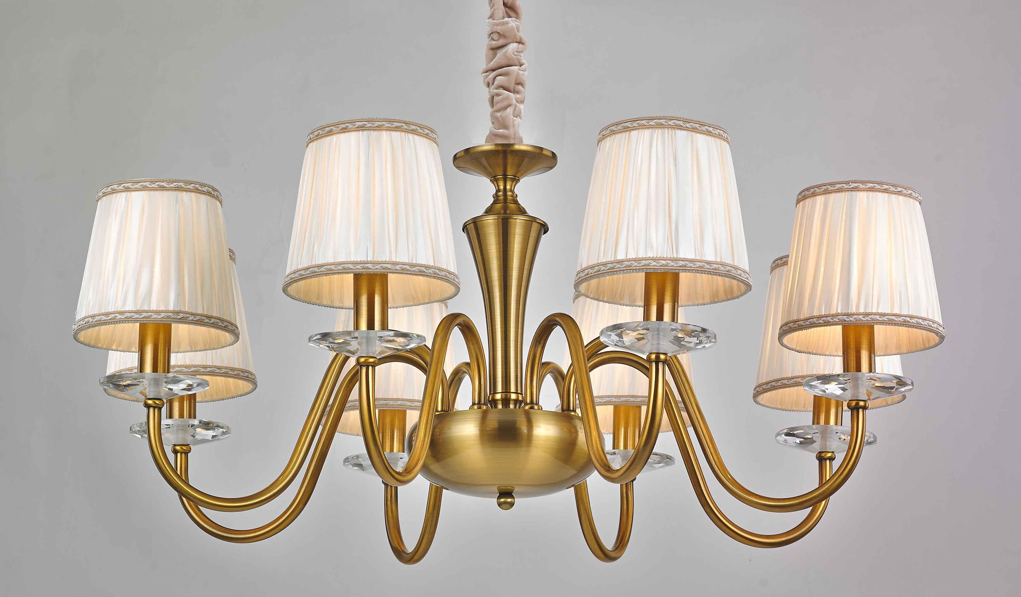 D2003 8 lampadari a sospensione lampada da parete 8 luci