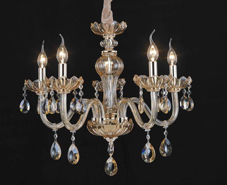 Plafoniere Da Soffitto In Cristallo : Lampadari a sospensione lampadario da luci lampada