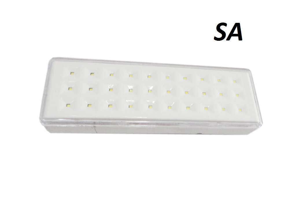 Lamp Emergency S-Led 3W 30led 10H ip40 emergency Lamps Led