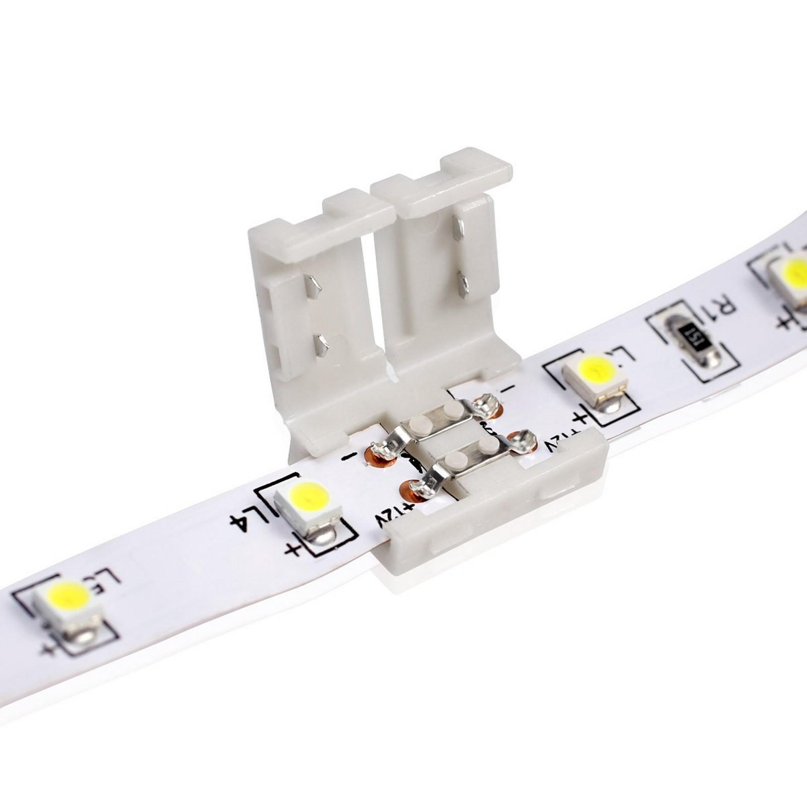 C10-3528 - Offerte cavi, connettori e kit elettrici  SILAMP - - Giunto Connettore Strisce ...