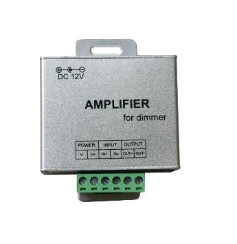 Amplificador, el regulador Amplificador de dimmer 72w led
