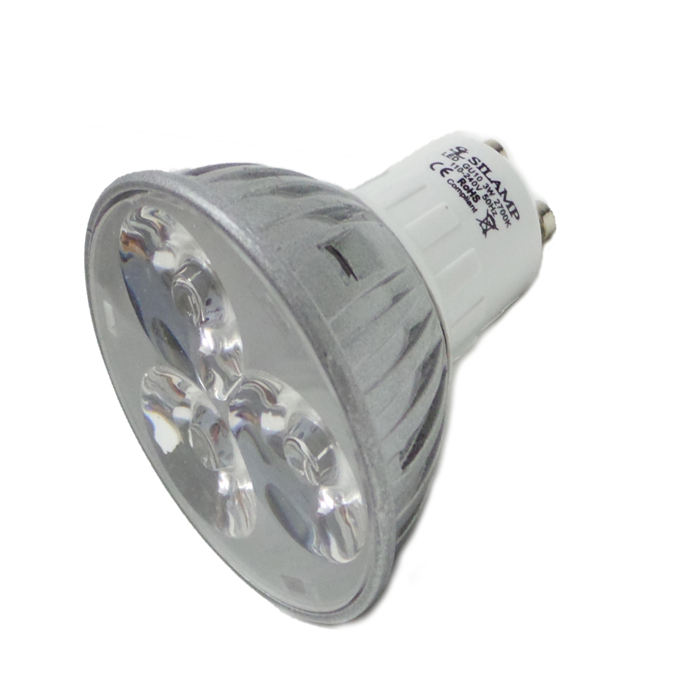 Gu103x1w offerte lampadine led silamp lampadine for Lampadina led 3w