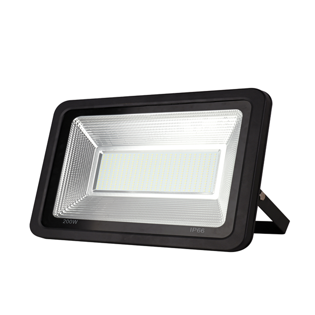 Faro LED 200W Ultra Slim Fari per esterno e interno con Led lampada