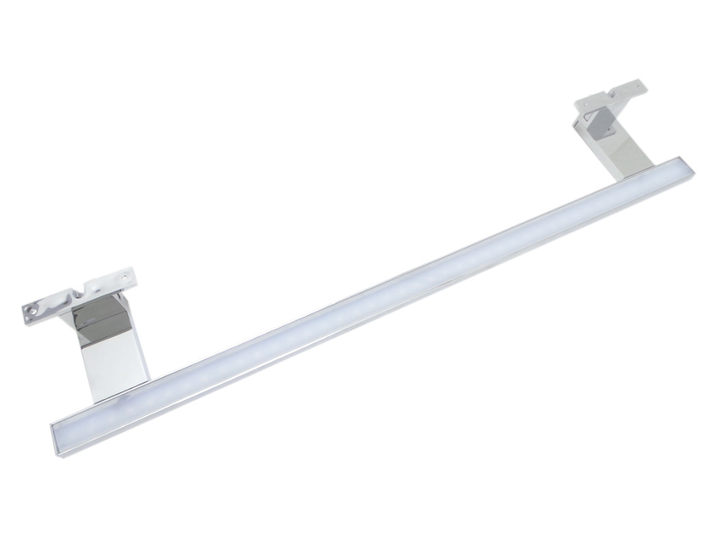 Led lamp wall 9.6 w picture bathroom with double fixing bracket