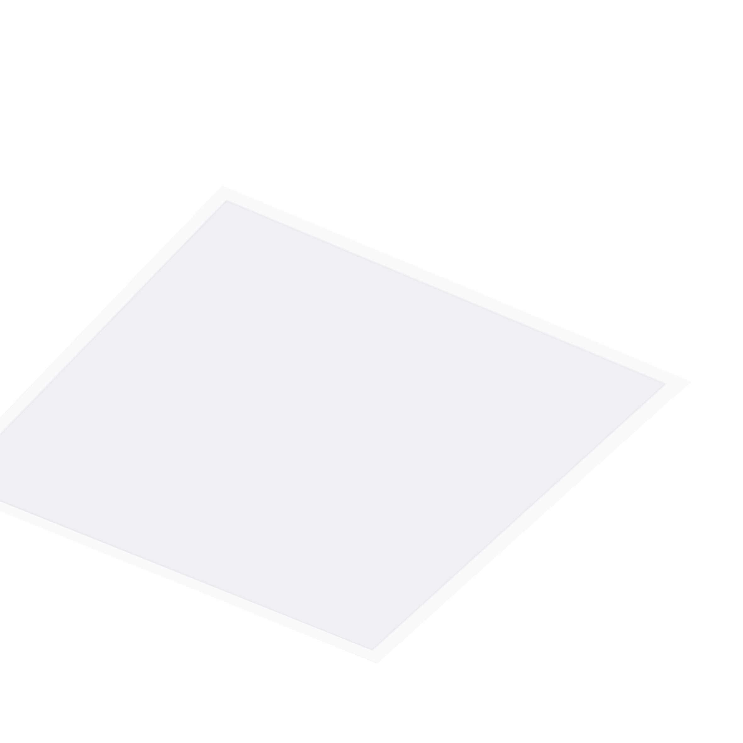 Led panel 60x60 48W recessed white Board with Driver included