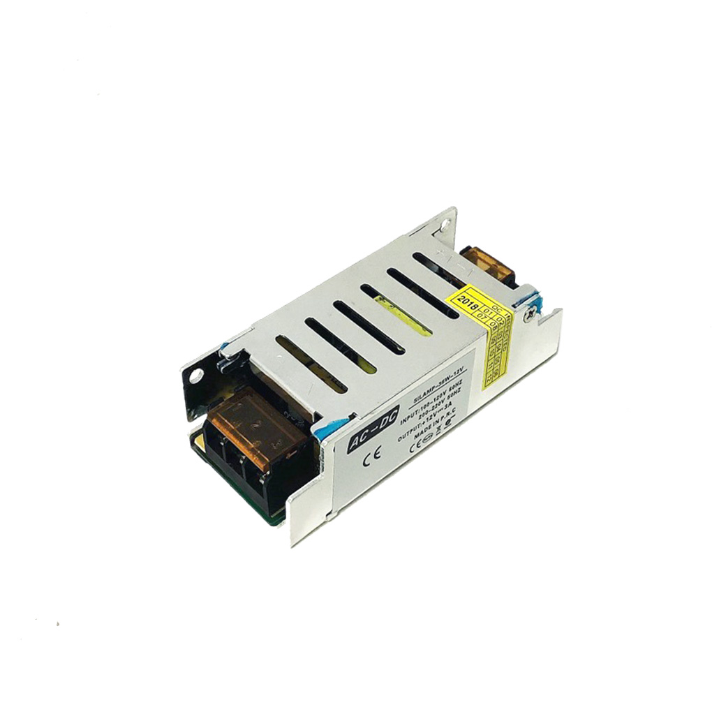Led transformer 36w 3A Led power Supply DC 12v For Strip light Bulbs Driver