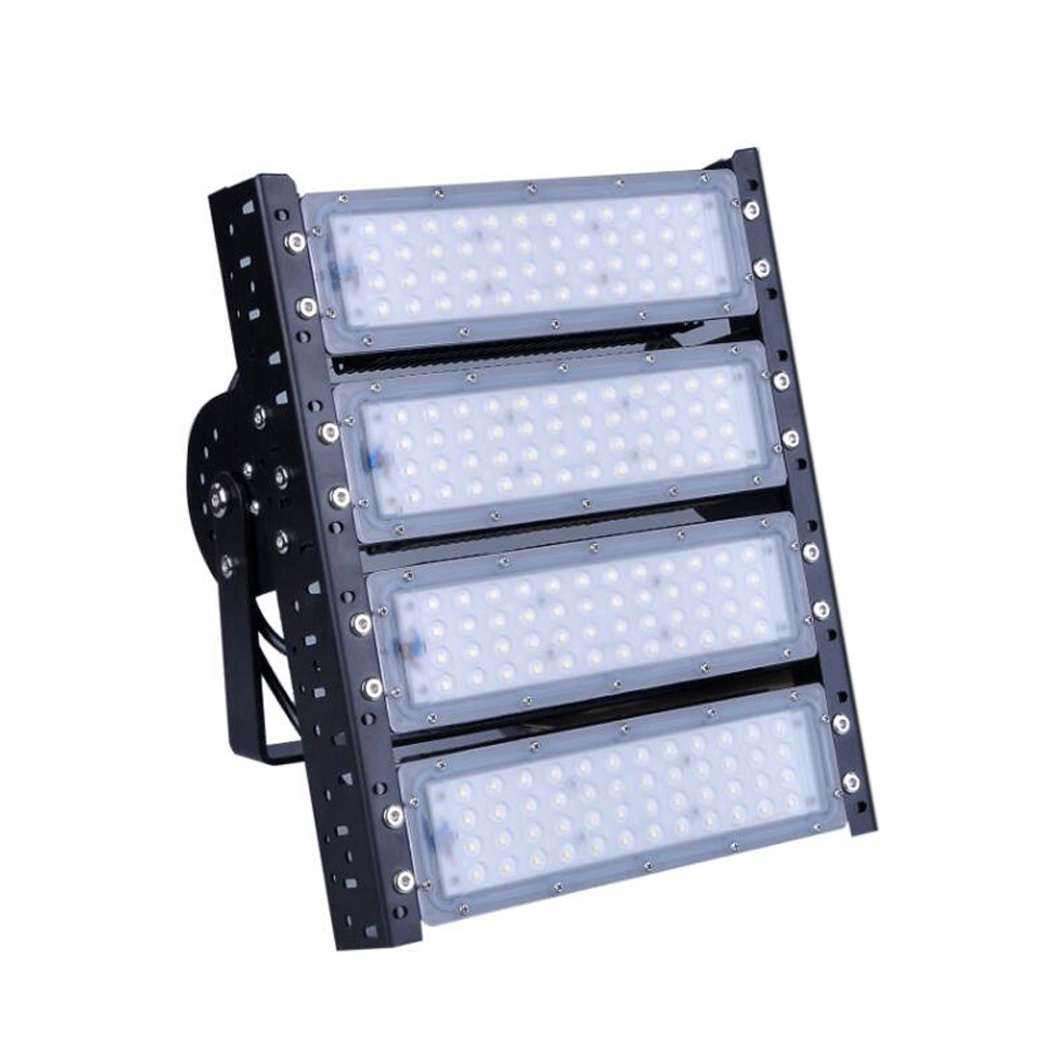 LED floodlight 200W Lighthouse super powerful from the outside for road tunnels
