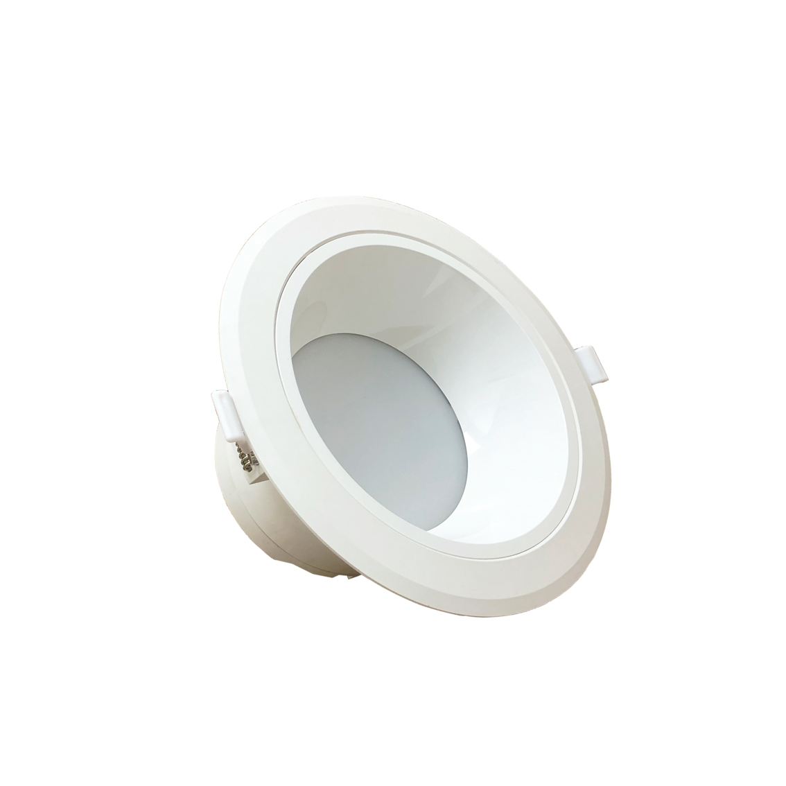 Led spotlight downlight 20W white round diameter 189mm Fi38-20W 6400K