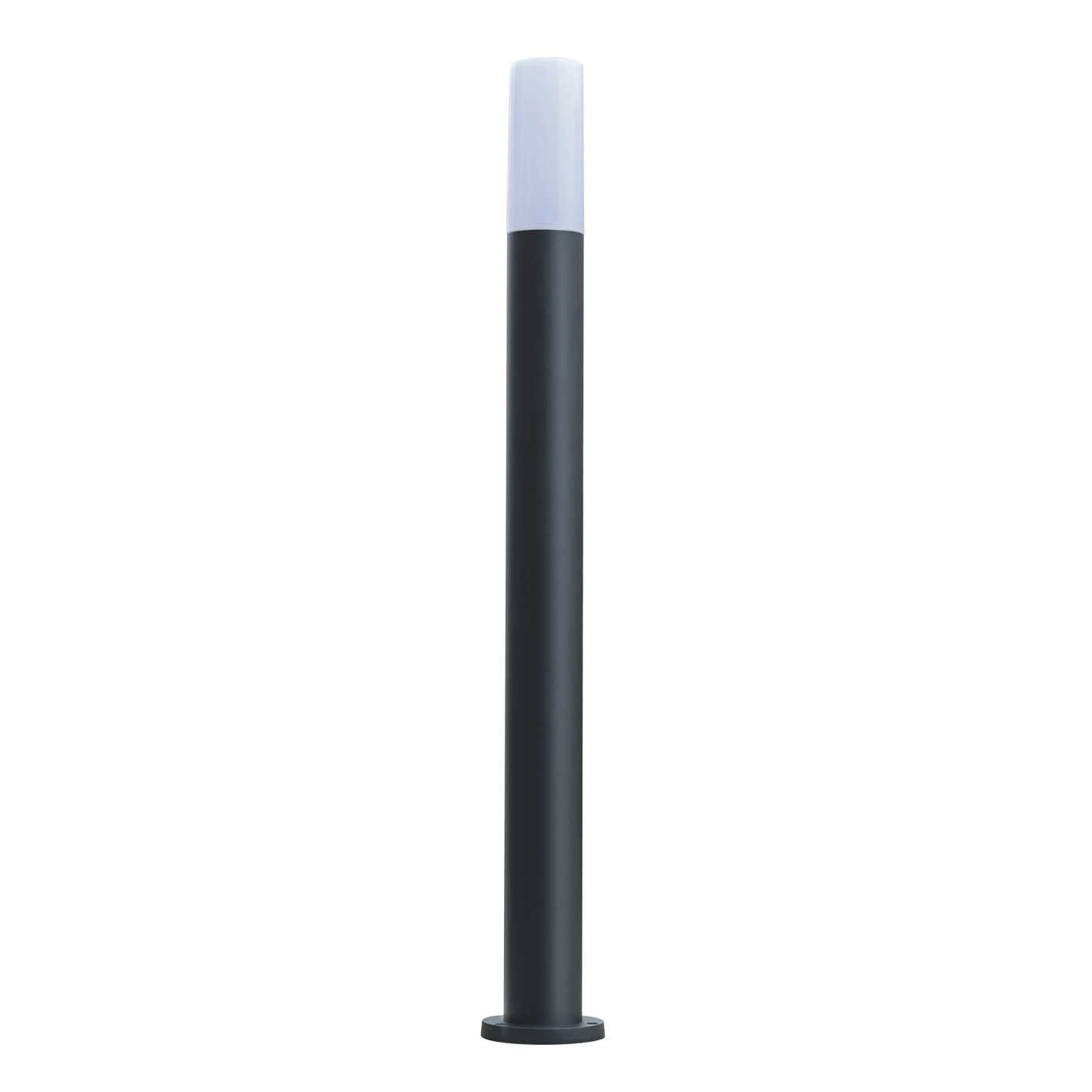 Pole 100cm Lamp Outdoor Garden lamp e27 led Lantern PG-2-100CM-BLACK