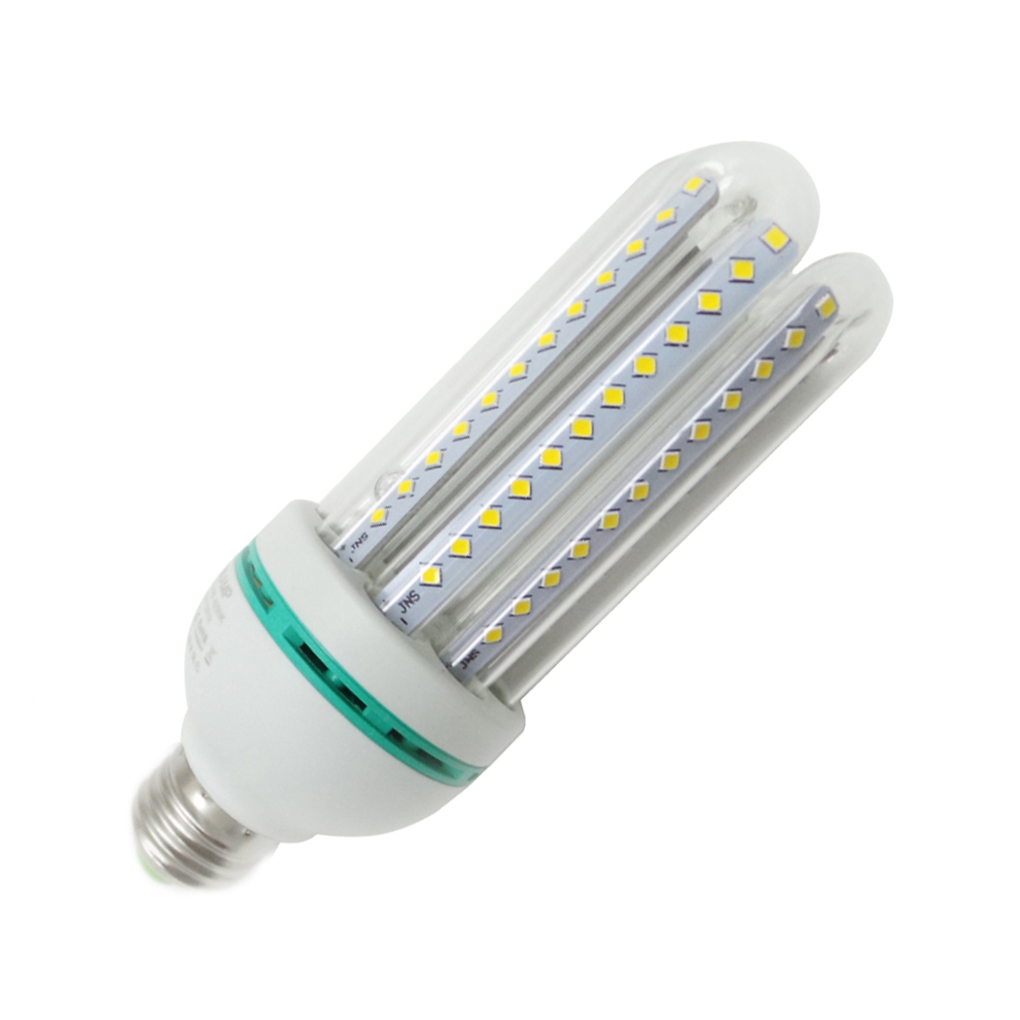 LED bulb e27 4tubi 16W Natural Light And Cold 230v 96LED SMD Brand Silamp