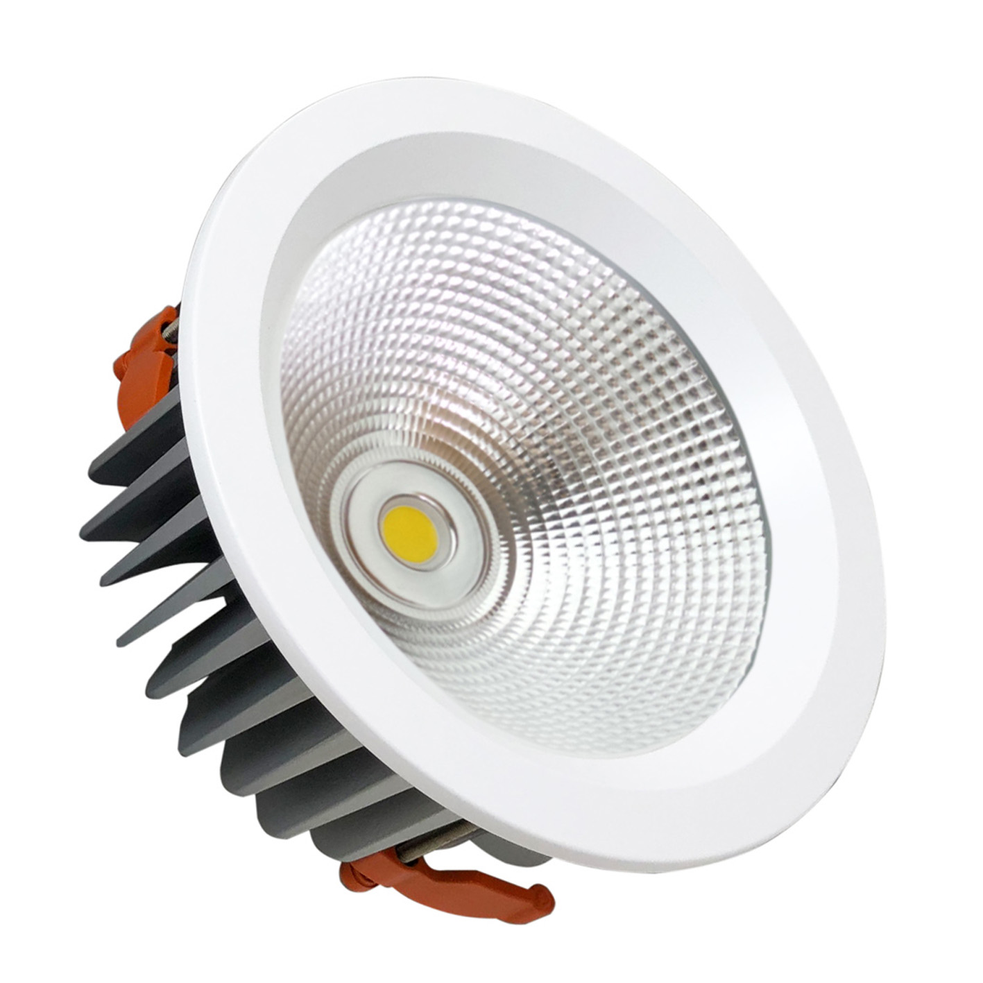Faro LED 40W da incasso Cob Potente Bright led incasso Silamp faretto 230mm