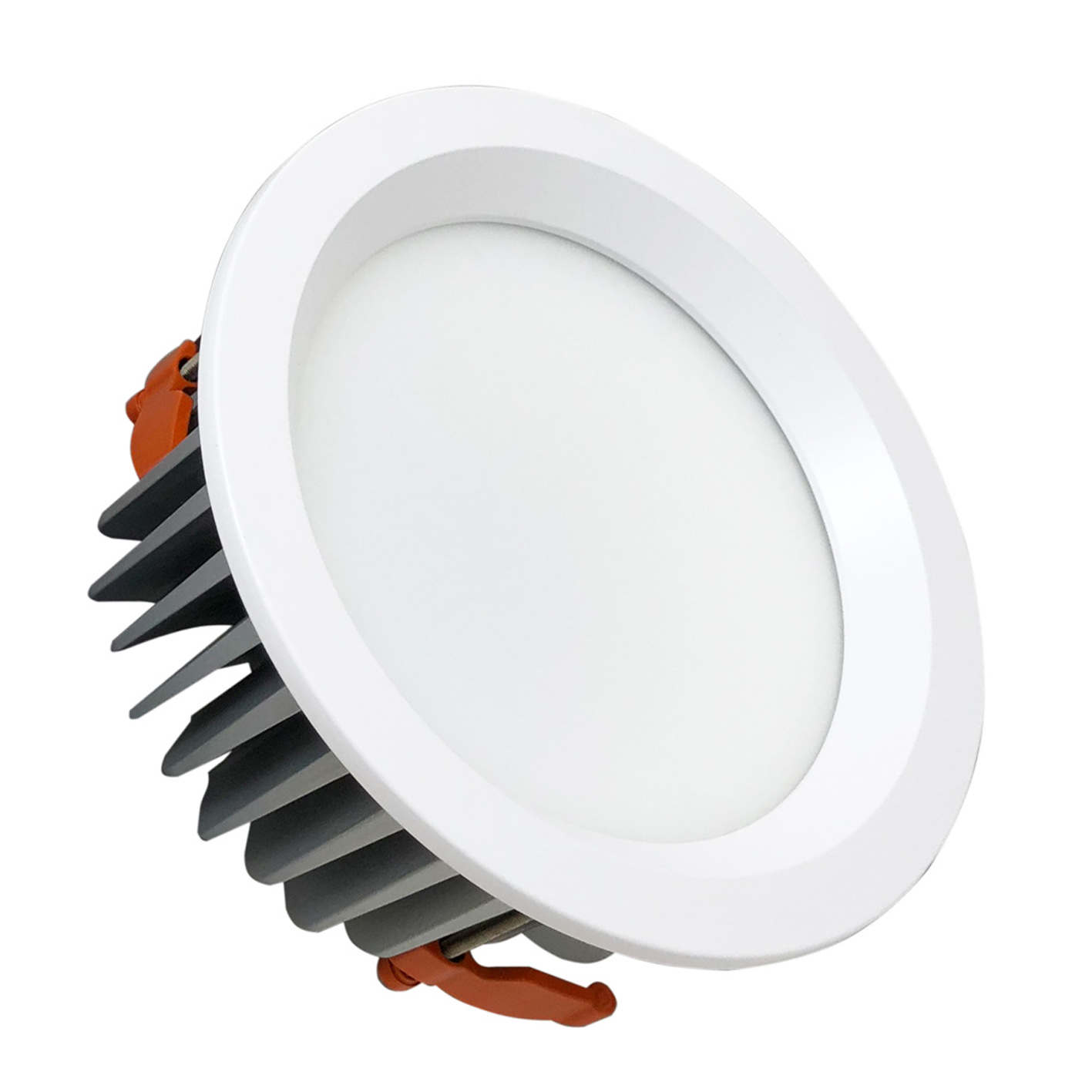 LED floodlight 40W recessed Powerful Bright led built-Silamp spotlight 230mm