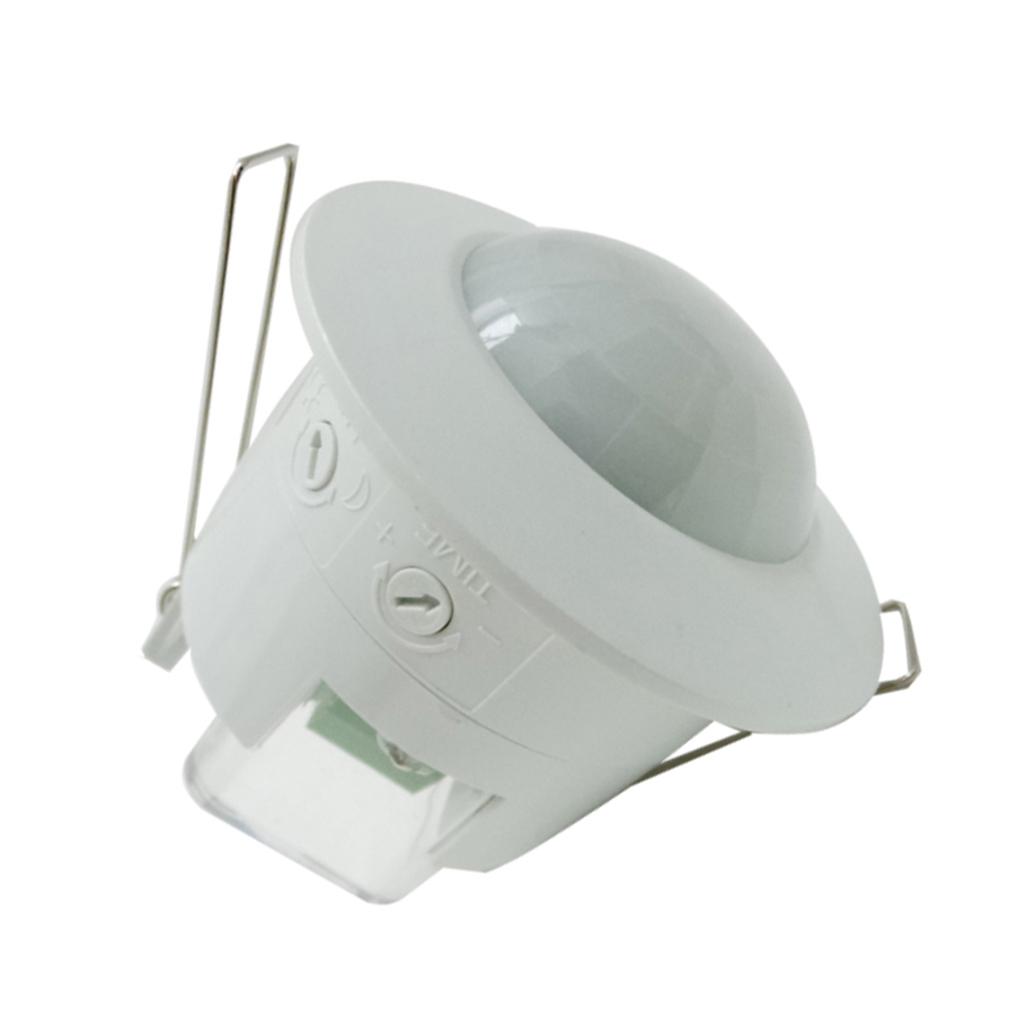 Schema Collegamento Lampada Con Sensore Di Movimento : Sen 2 incasso offerte sensori movimento infrarosso silamp