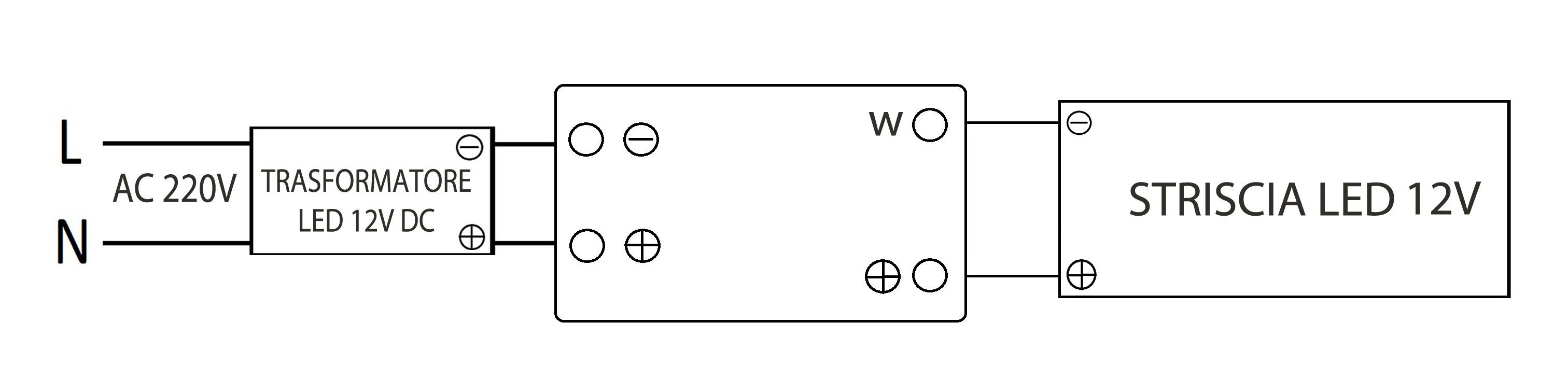 Schema Elettrico Led : Elettronica per principianti led in serie e led in parallelo