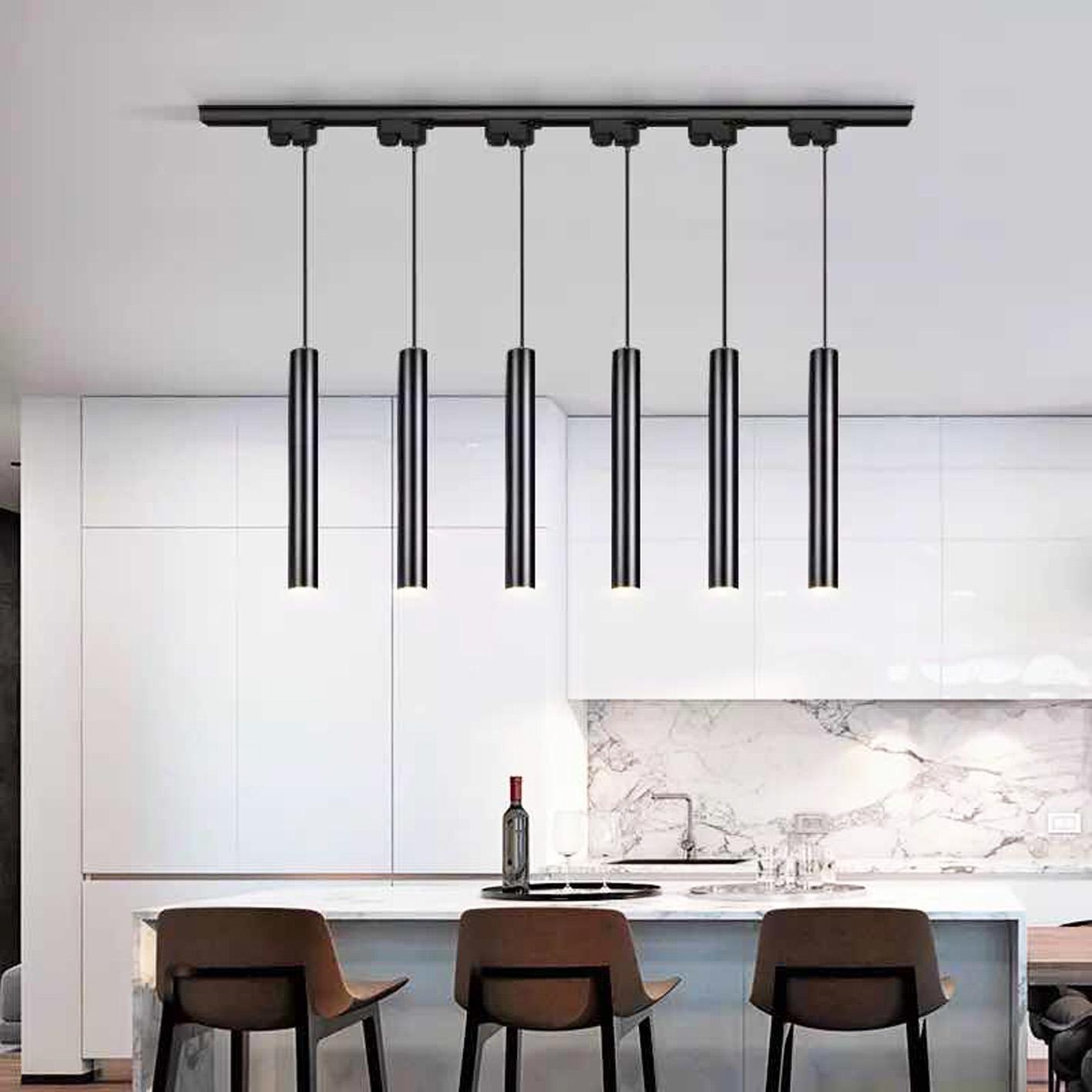 Lampadari Neon Moderni.Ls1 3w Saldi Sospensione Design Lampada Da Soffitto 3w