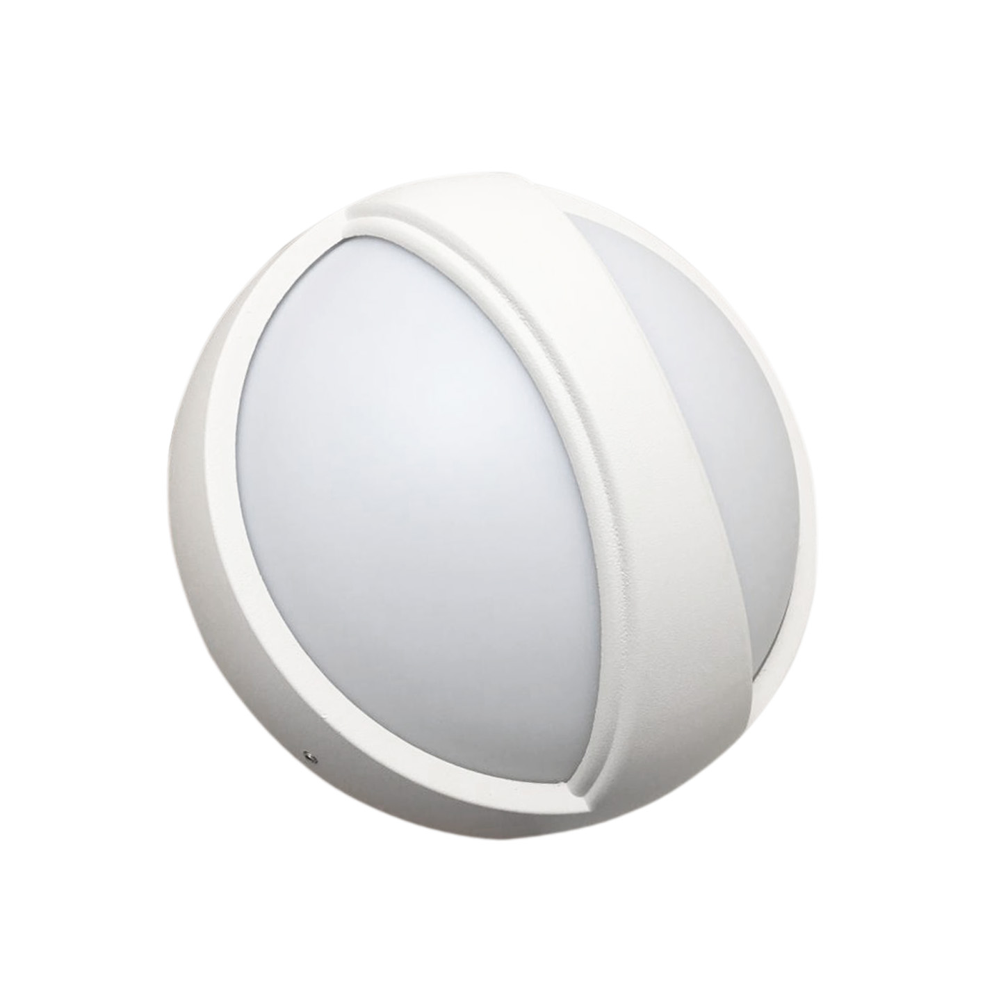 Lampadari A Led Per Interni lampada led 15w applique da parete semisfera ufo per interni b78-15w