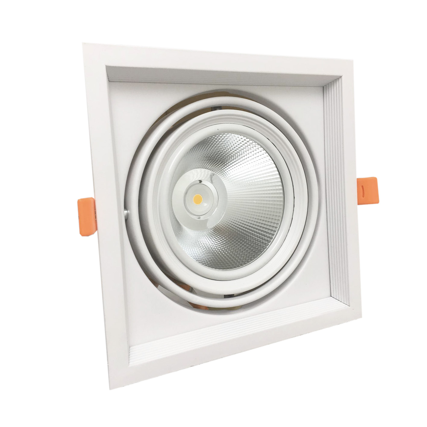 AR111 Anillo portafaretto ajustable 20w completa de LED spotlight