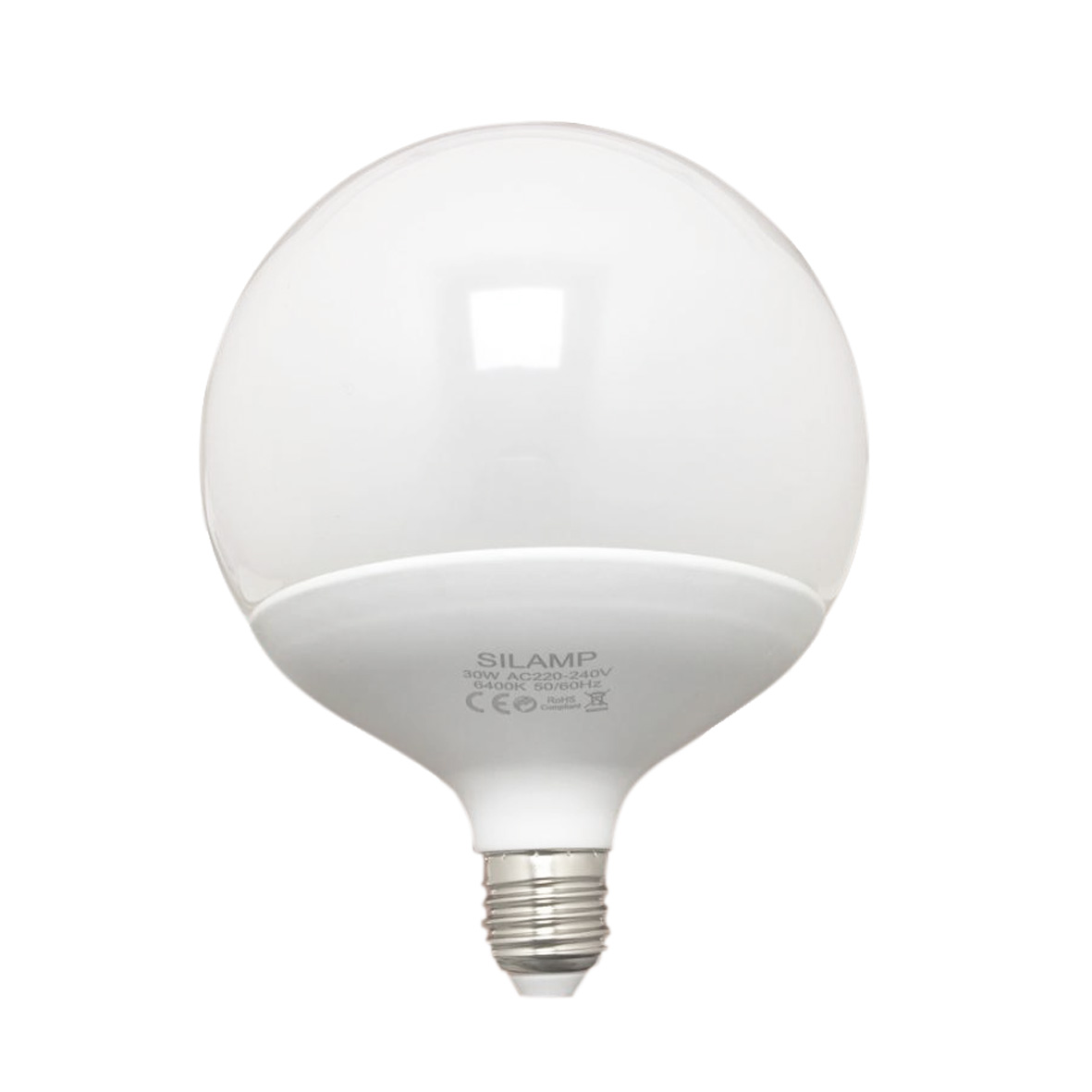 LED light bulb 25W G140 big E27 screw-in Globe L101-G140-25W