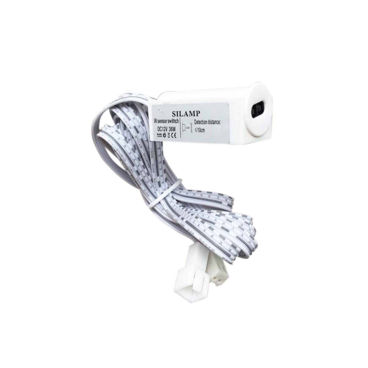 Accensione Lampadario Con Telecomando sensore di accensione e di spegnimento per barre led e faretti led 12v  sen-13