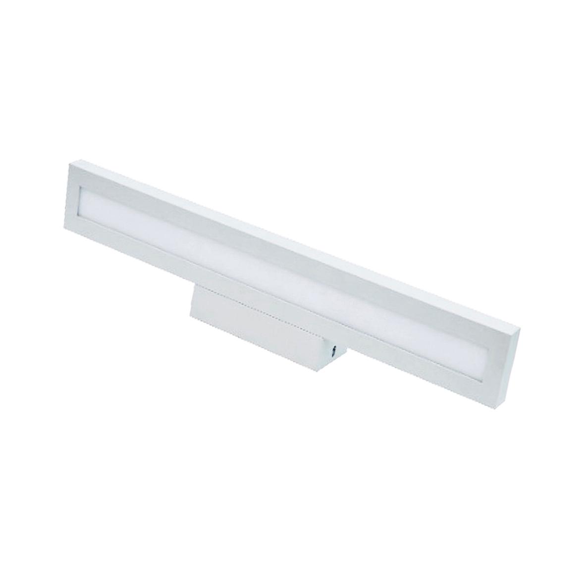 Applique Specchio Bagno Moderno b70-9w - applique led - - lampada led da parete 9w quadro